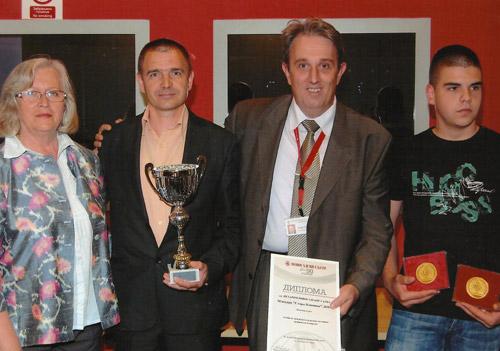 Nagrade – Mlekara – Sajam poljprivrede Novi Sad